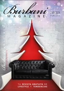 Portada del último número de Burbani Magazine