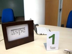 La ASPE cuenta con nueva sede(temporal)