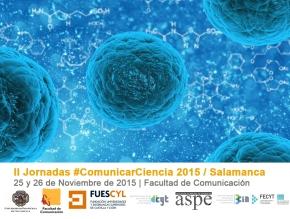 #ComunicarCiencia2015