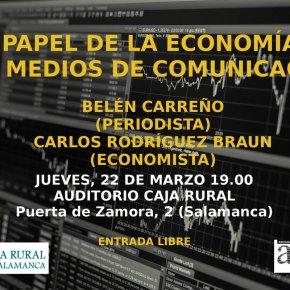 """Jornada """"El papel de la economía en los medios decomunicación"""""""