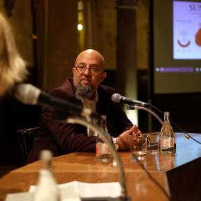 Javier Martín, XI Premio Internacional de Periodismo JulioAnguita