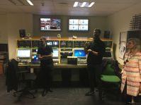 Sala de control interno