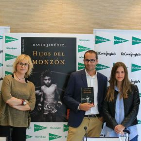 "David Jiménez presenta en Salamanca ""Hijos delMonzón"""