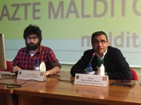 Julio Montes y Oscar Sánchez