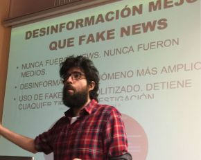 """Periodismo para que no te lacuelen"""