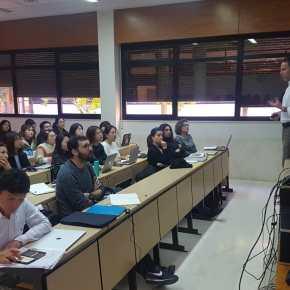 """Éxito de participación en las II Jornadas """"Periodismo para el sigloXXI"""""""