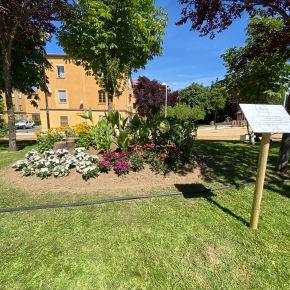 El Ayuntamiento de Salamanca dedica un jardín a Roberto Fraile tras propuesta de laASPE
